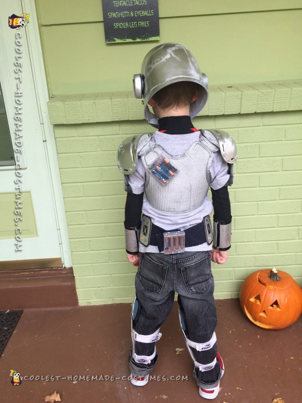 Awesome Bot Costume