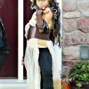Medusa Costume for a Girl