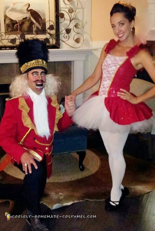 Nutcracker Ballet Couples Costume