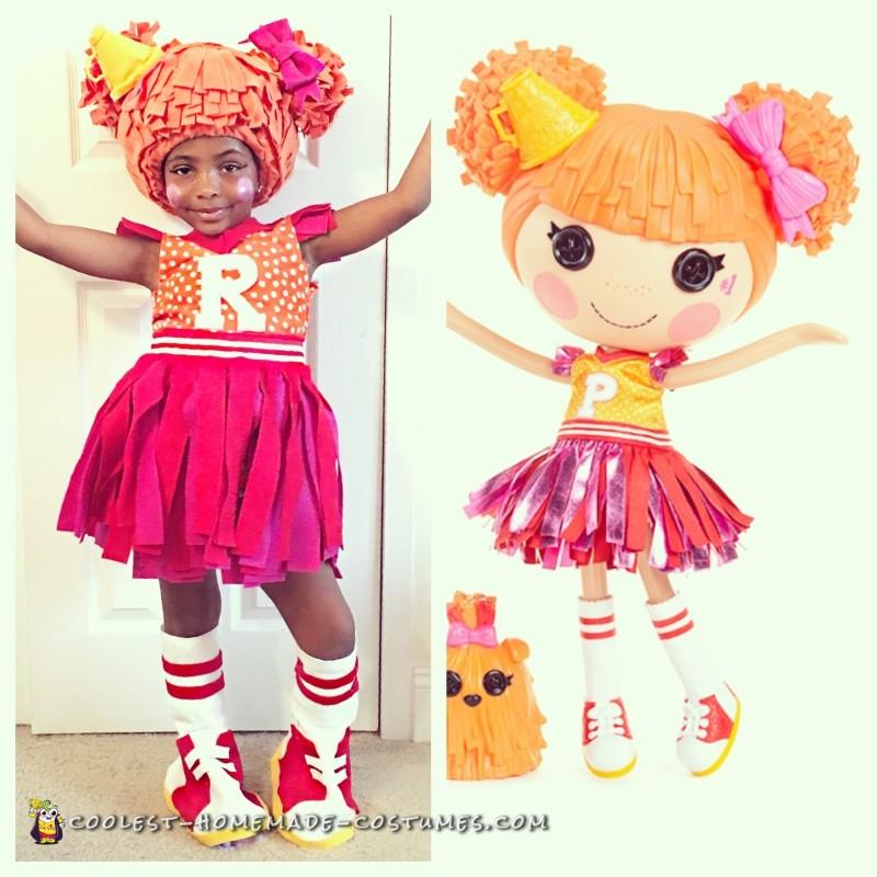This year's Lala Loospy Cheerleader Doll
