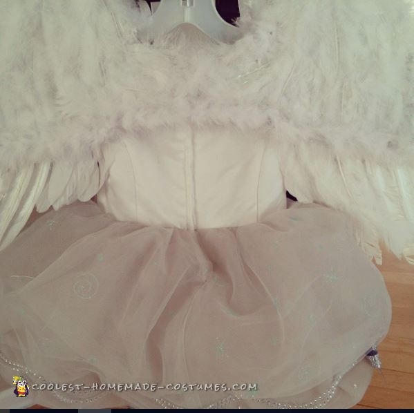 My Little Christmas Tree Angel Costume - 7