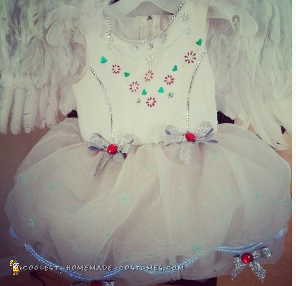 My Little Christmas Tree Angel Costume - 8