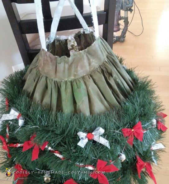 My Little Christmas Tree Angel Costume - 6