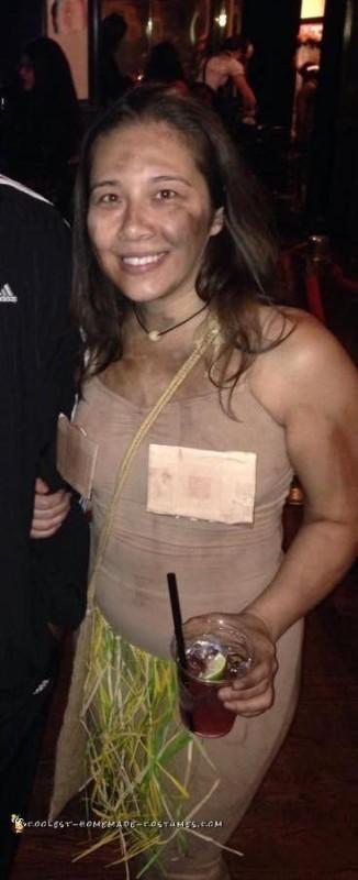 Naked and Afraid Costume