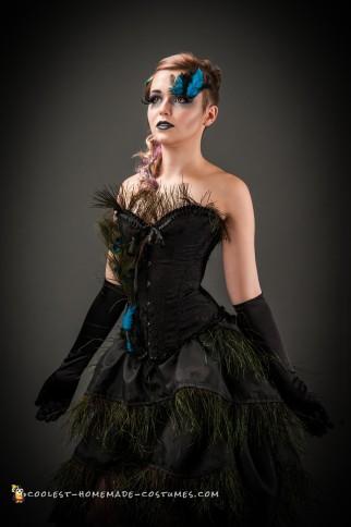 Elegant Peacock Costumes