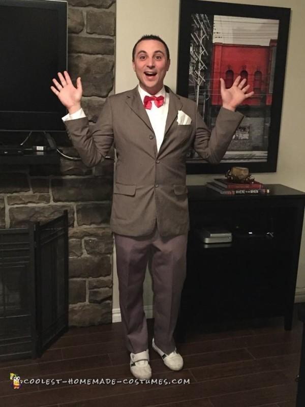 Pee-Wee Herman Costume