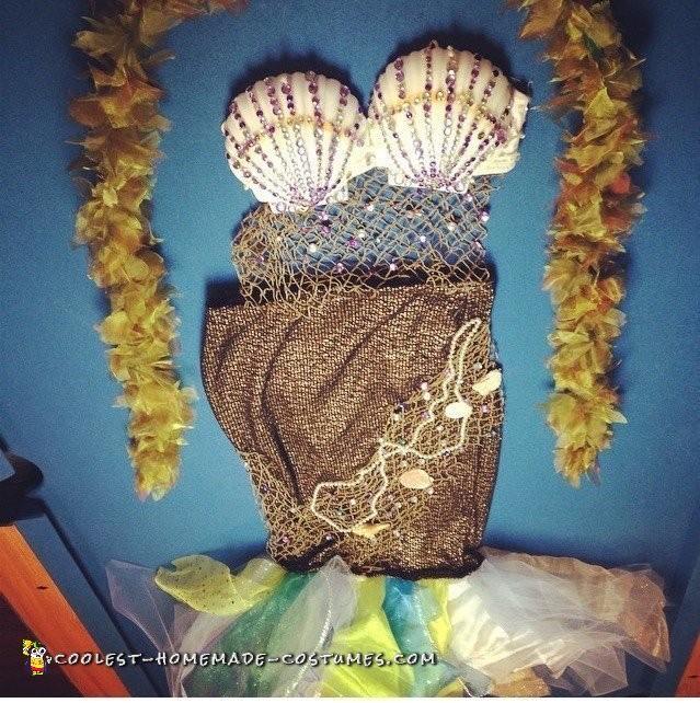 Princess Mermaid Costume