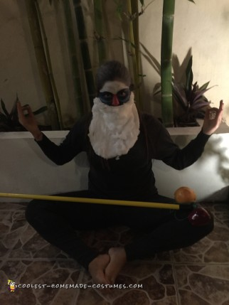 Cool Rafiki Costume