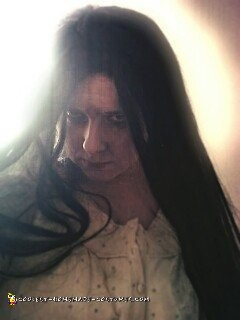 Homemade Samara Costume from the Ring Movie