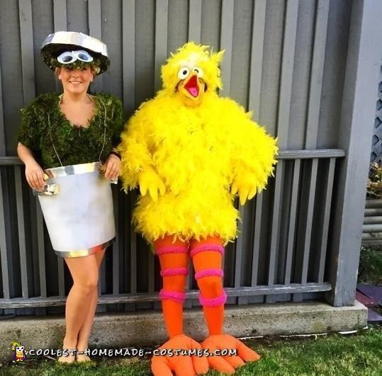 Cute Sesame Street Costume Ideas - 1