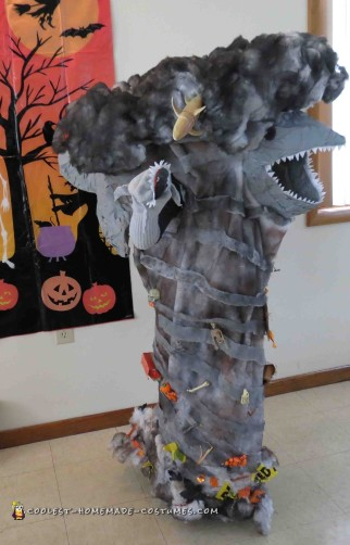 Sharknado Hits Halloween Town