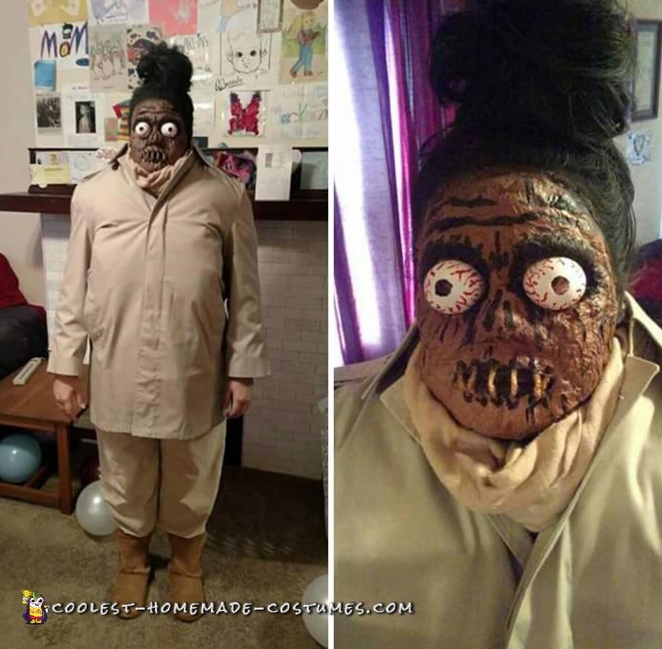 Shrunken Head Costume from Beetlejuice