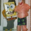 SpongeBob and Patrick Couple Costume