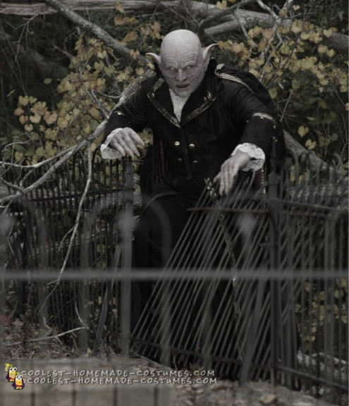 Spookiest Orlok Costume Alive or Dead