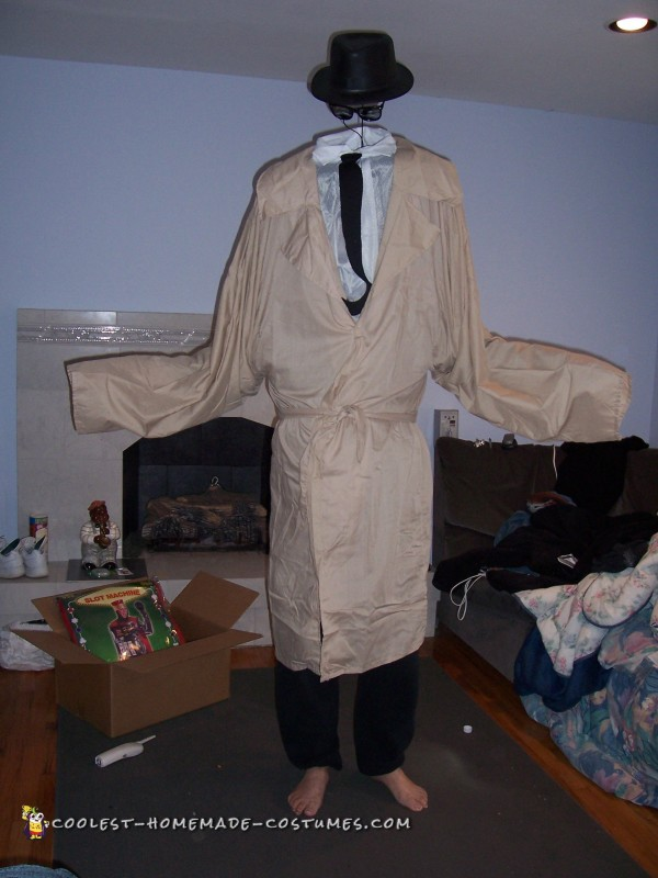 Invisible Man Costume