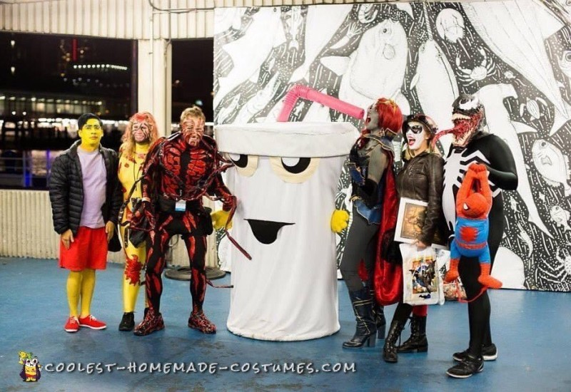 Adult swim tyrannical maiden voyage 1 with awesome cosplayers (2014)