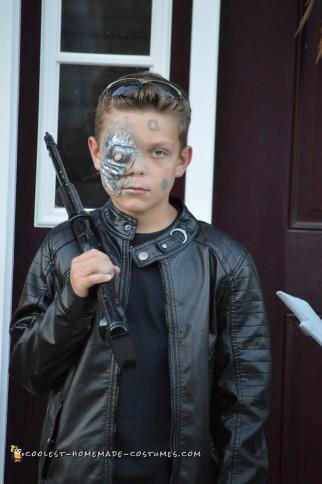 Terminator Costume for Tween Boy