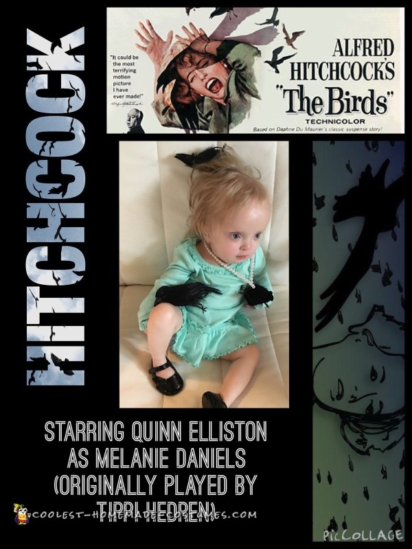 Toddler Tippi Costume - 1