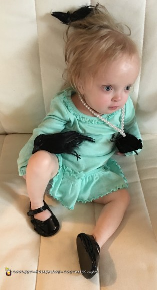 Toddler Tippi Costume