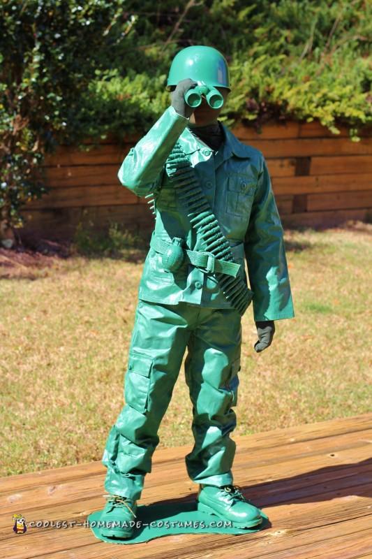 Toy Army Man