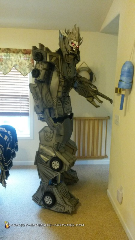 Transformers Megatron Costume - 1