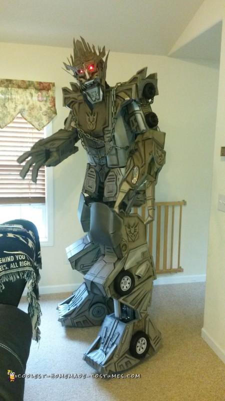 Transformers Megatron Costume - 2