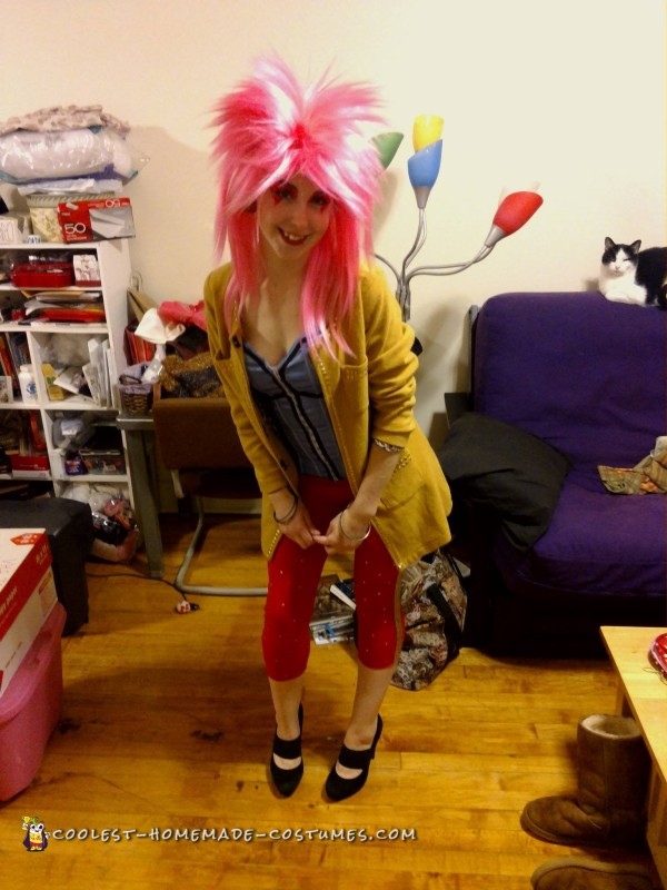 Truly Outrageous Jem costume