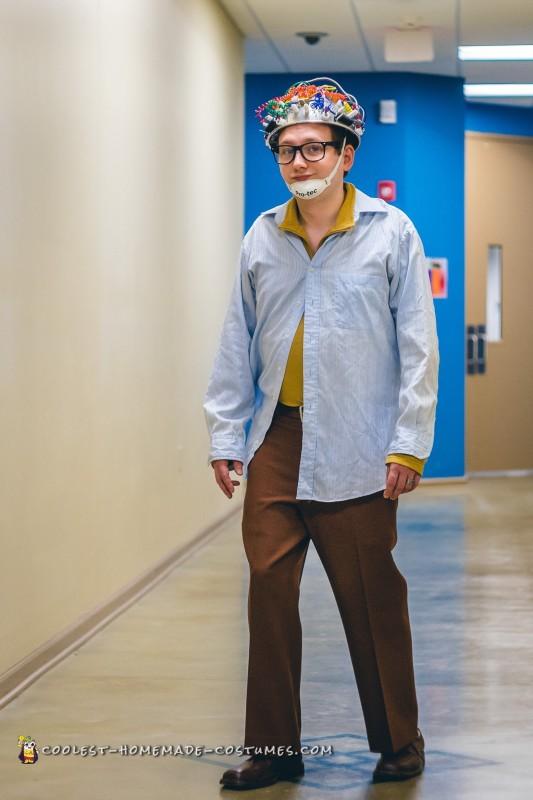 Original Ghostbusters Costume - Vinz Clortho, Keymaster of Gozer