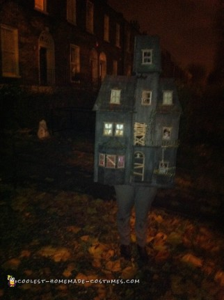 Wearable Haunted House Costume