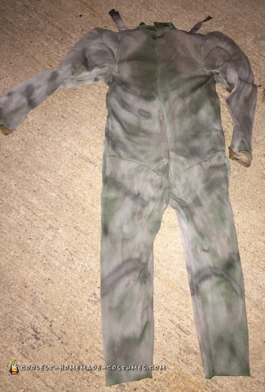 Wicked Awesome Predator Costume for Boy