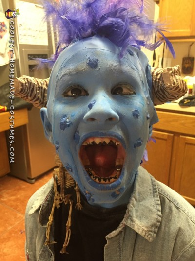 Original Maurice Of Little Monsters Costume