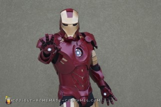 14 Months to Create the Perfect Iron Man Mark 4 Suit/Costume