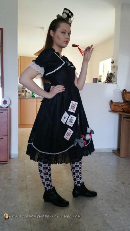 Best Glamorous Wonderland Costume