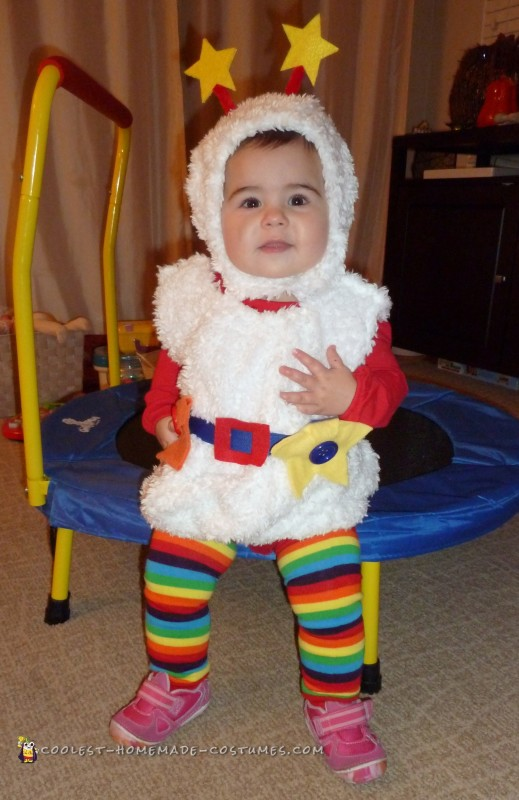 80s Throwback Costumes: Rainbow Brite, Twink, and Their Storm Cloud - 1