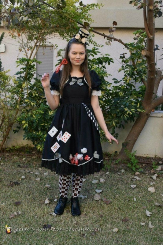 Best Glamorous Wonderland Costume - 6