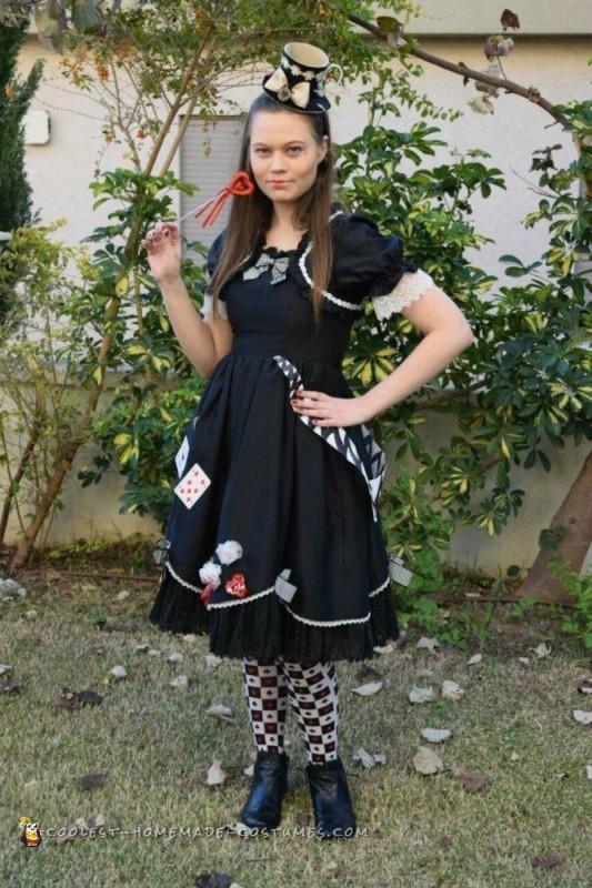 Best Glamorous Wonderland Costume - 7