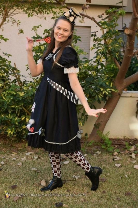 Best Glamorous Wonderland Costume - 2