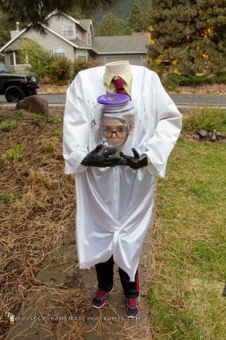 Absent Minded Scientist Costume