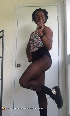 Keyonce aka Beyonce Sparkly Costume - 1