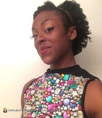 Keyonce aka Beyonce Sparkly Costume - 4