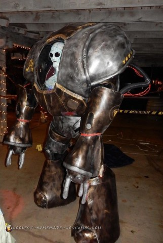 Epic Alien Robot Costume