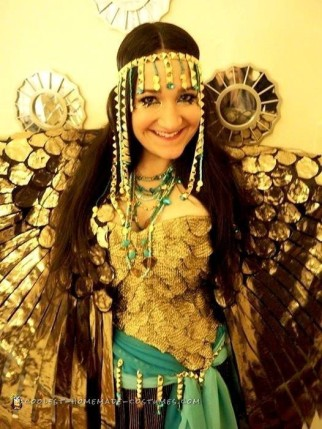All Hail Queen Cleopatra Costume