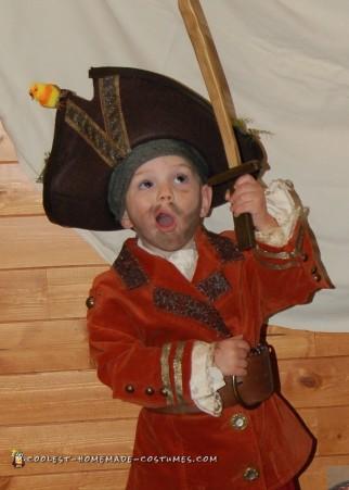 Authentic Pirate Crew Costumes