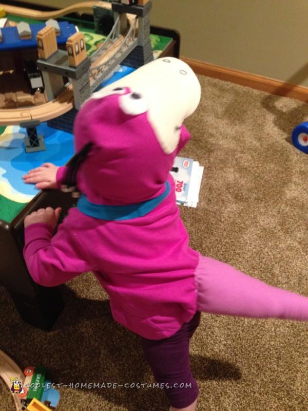 Baby Flintstones Dino Costume - 3