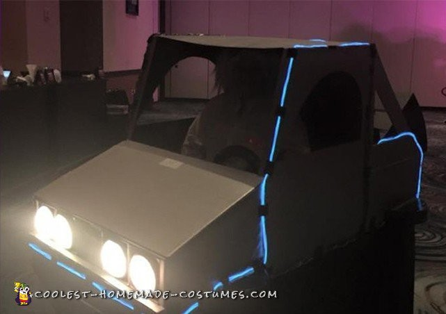 DIY Back to the Future Delorean - 6