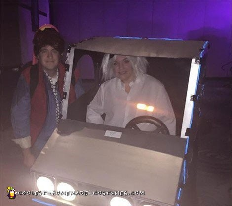 DIY Back to the Future Delorean - 1