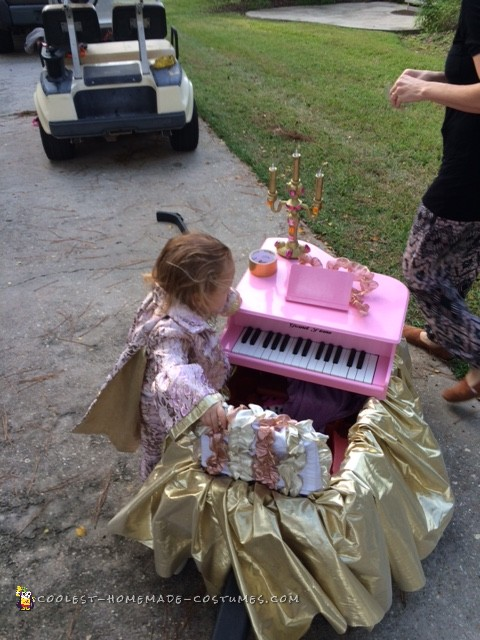 Behind the Candelabra Liberace Toddler Costume - 3