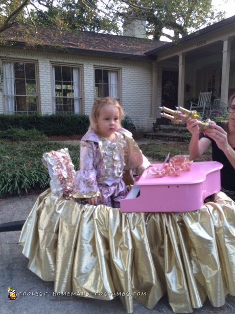 Behind the Candelabra Liberace Toddler Costume - 2