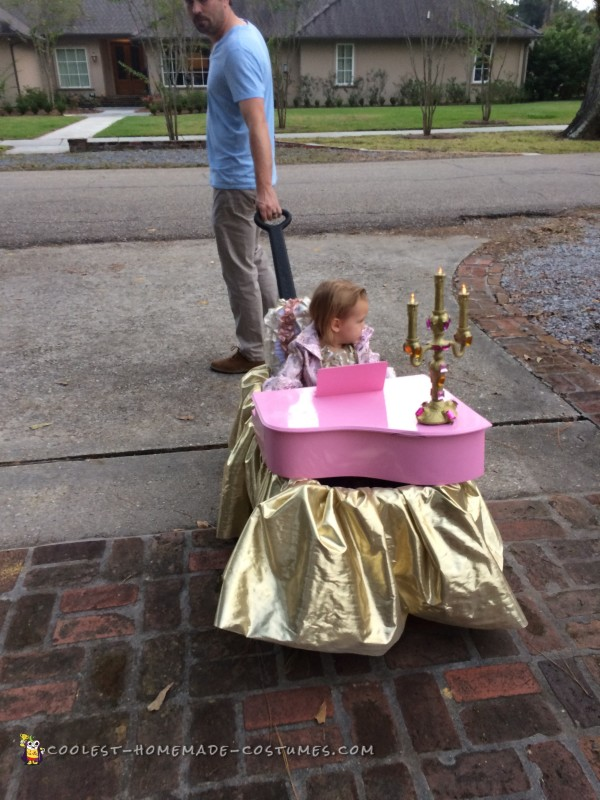 Behind the Candelabra Liberace Toddler Costume - 1