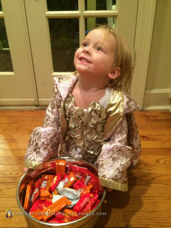 Behind the Candelabra Liberace Toddler Costume - 4